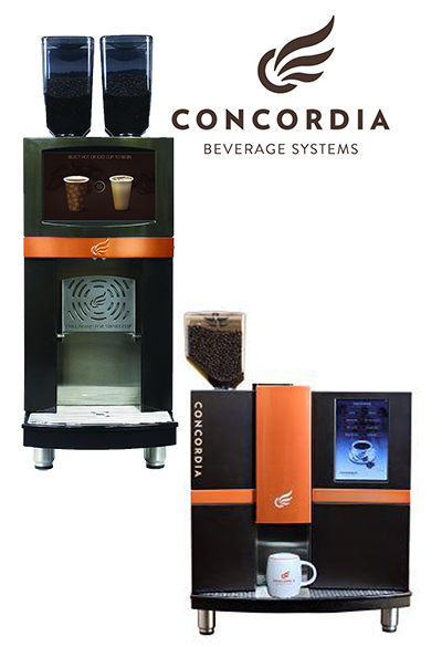 Concordia Coffee and Espresso Machines