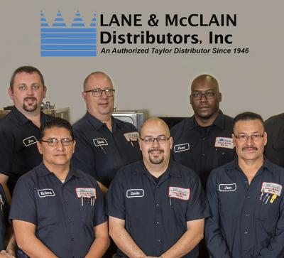 Lane & McClain Commercial Kitchen Equipment Distributor in Dallas, Tx