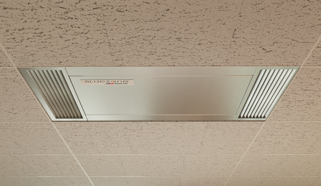 Bluezone In-ceiling Mount