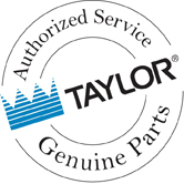 Taylor authorized service center