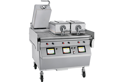 Taylor Crown Series Two-Sided Commercial Electric Grills