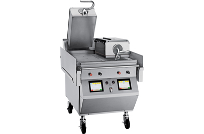 Taylor Crown Series Gas/Electric Two-Sided Restaurant Grills