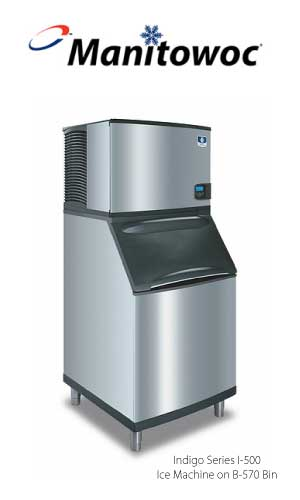 Commercial Ice Maker Machines by Manitowoc