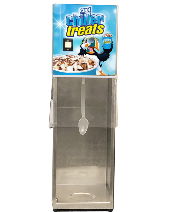 Commercial Soft Serve Blenders