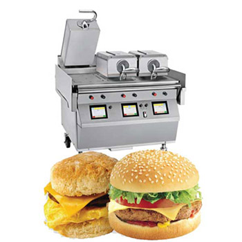 Commercial Grills for the Food Service Industry