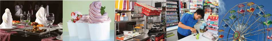 Food Service Industries Served by Lane and McClain Commercial Food Service Industry Equipment Distributor, Service, & Parts